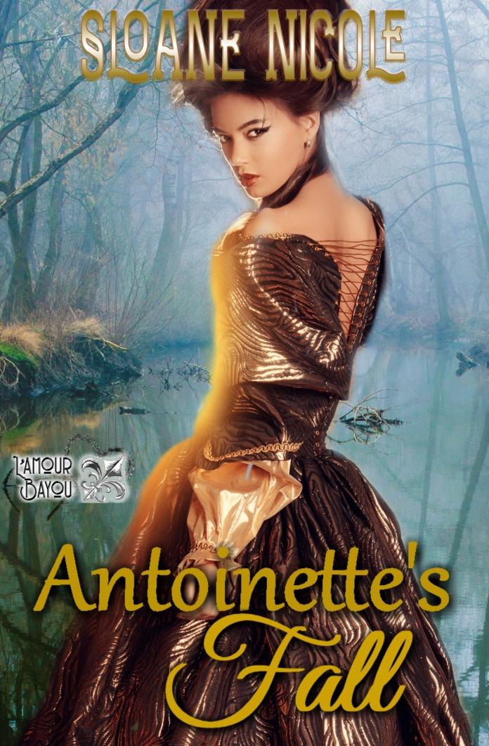 Antoinette's Fall E-Cover