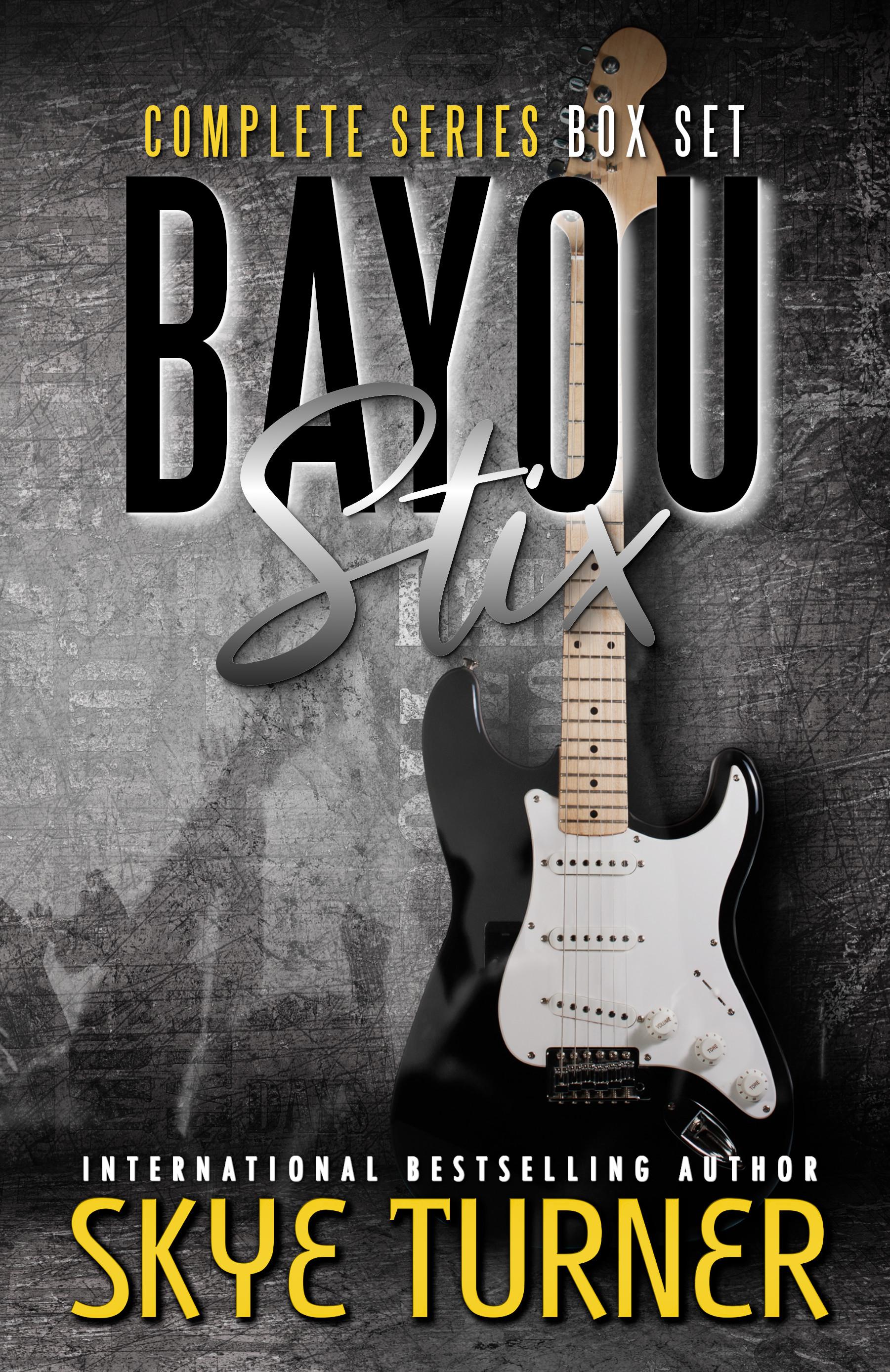 Bayou Stix Complete Series Box Set eCover