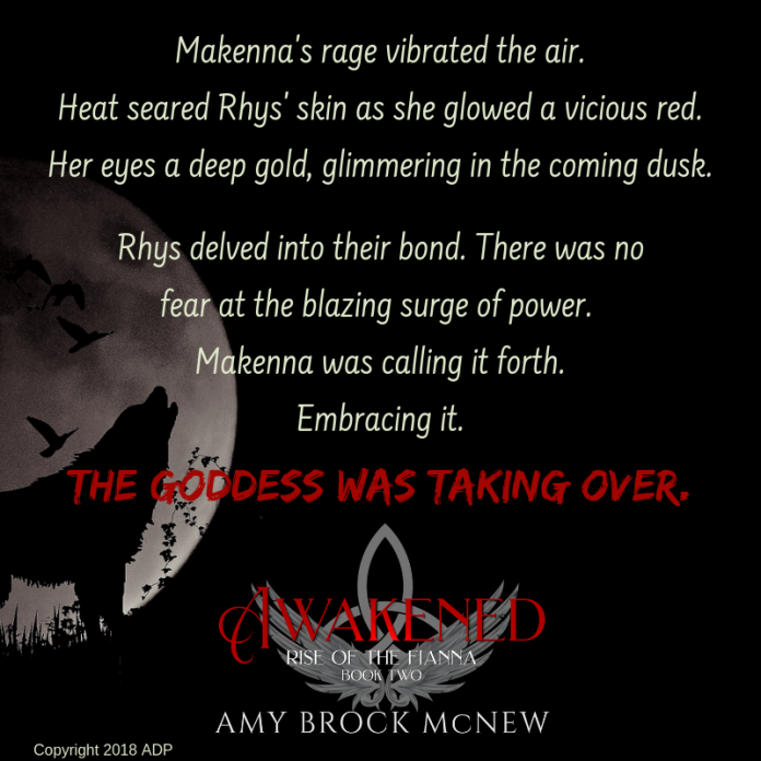 Cover Re-Reveal for Sleeper and Awakened by Amy Brock McNew